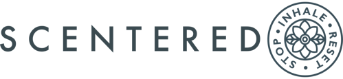 Standard Scentered Logo with SIR Motif